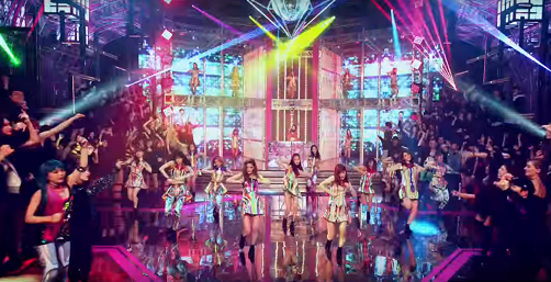 E-girls DANCE WITH ME NOW! MV2.png