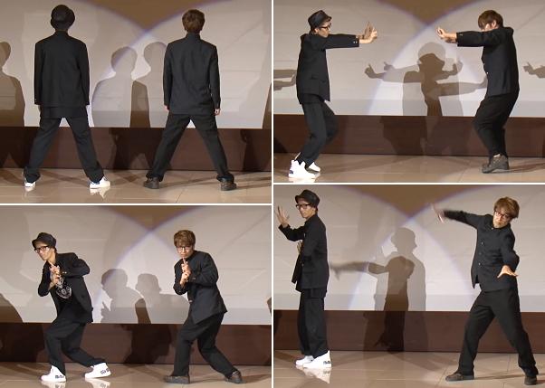 【動画】「真田十勇士ダンス」生披露!エグスプロージョンがW真田プレス発表会①.png