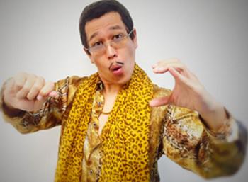 【動画】ピコ太郎がガールズアワード2016A/Wに初出演!PPAP新バージョン披露!.png