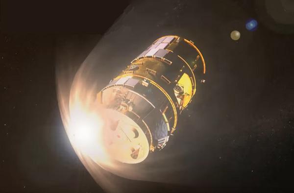 【動画】宇宙ゴミ除去実験:大気圏に再突入する「こうのとり」.png