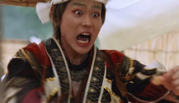 【動画】最新au三太郎CM雷おこしを勝手に食べた一寸法師、菅田将暉が止めるも・・・遅し.png