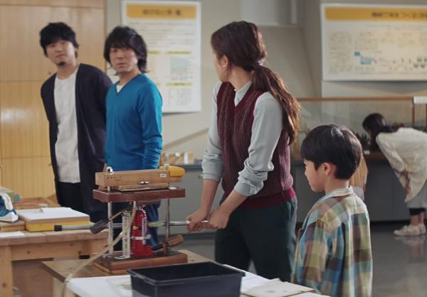 【動画】石原さとみの東京メトロ新CMでback numberの清水、秦基博と共演!.png