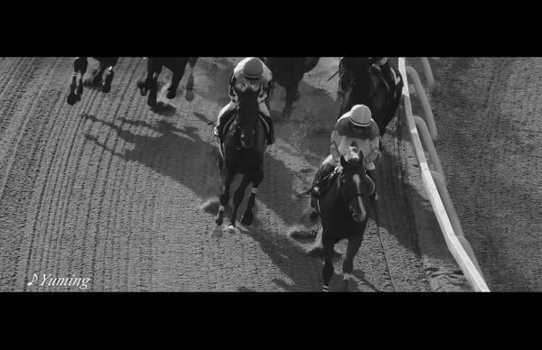 【動画】YumingのCM曲「AVALON」ながれるJRAブランド新CM「a beautiful race」.png