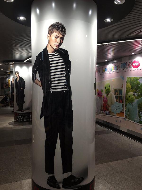 【画像】SHOKICHI|渋谷駅にEXILEの巨大ポスター&柱巻が期間限定で登場!.png
