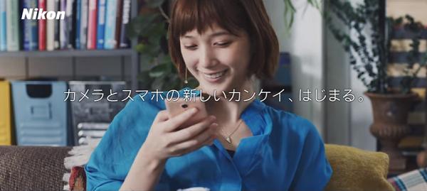 本田翼がニコンのアプリ「SnapBridge」にご満悦!スペシャルムービー公開!4.png