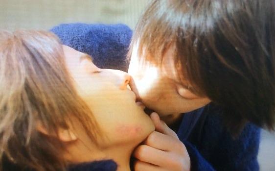 窪田正孝×キスマイ藤ヶ谷太輔 キスの画像・動画を紹介!.png