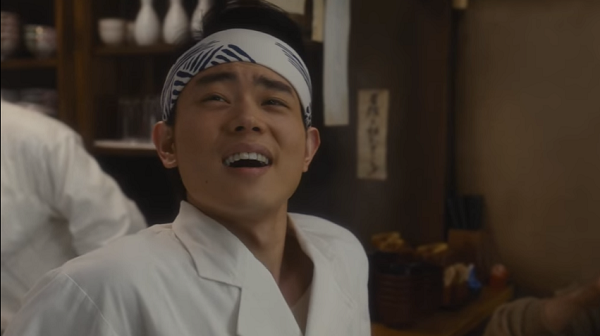菅田将暉×ピエール瀧 吉野家CM新シリーズがスタート!「牛丼 妄想篇」 .png